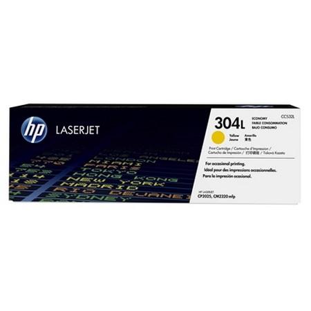 Comprar cartucho de toner CC532L de HP online.
