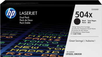 Comprar cartucho de toner CE250XD de HP online.