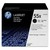 Comprar pack 2 cartuchos de toner CE255XD de HP online.