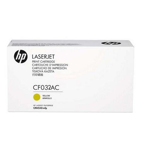 Comprar cartucho de toner CF032A de HP online.