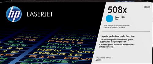 Comprar cartucho de toner alta capacidad CF361X de HP online.