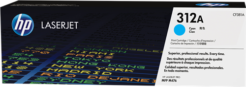 Comprar cartucho de toner CF381A de HP online.