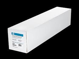 PAPEL INYECCION DE TINTA MATT 1067 MM X 45,7M 120 GRAMOS HP CG435A