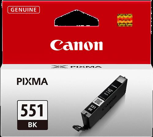 CARTUCHO DE TINTA NEGRO 15 ML CANON CLI-551