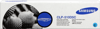 Comprar cartucho de toner CLP-510D5C de Samsung online.