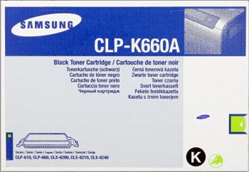 Comprar cartucho de toner CLP-K660A de Samsung online.
