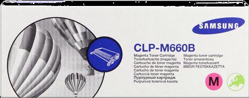 Cartucho de toner CARTUCHO DE TÓNER MAGENTA SAMSUNG CLP-M660B