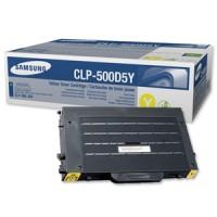 Comprar cartucho de toner CLP-500D5Y de Samsung online.