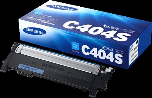 Comprar cartucho de toner CLT-C404S de Samsung online.