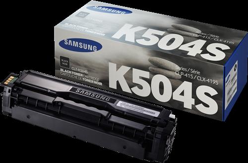 Comprar cartucho de toner CLT-K504S de Samsung online.