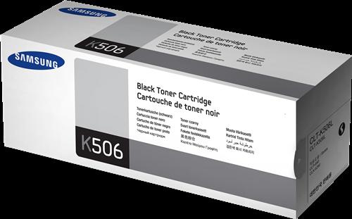 Comprar cartucho de toner CLT-K506L de Samsung online.