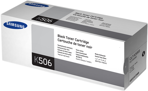 Comprar cartucho de toner CLT-K506S de Samsung online.