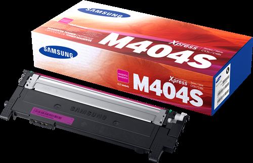Comprar cartucho de toner CLT-M404S de Samsung online.