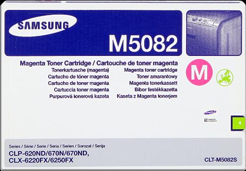 Comprar cartucho de toner CLT-M5082S de Samsung online.
