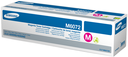 Cartucho de toner CARTUCHO DE TÓNER MAGENTA 15K SAMSUNG CLT-M6072S
