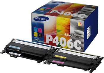 Comprar Rainbow Pack cartuchos de toner CLT-P406C de Samsung online.