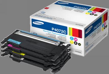 Comprar Rainbow Pack cartuchos de toner CLT-P4072C de Samsung online.