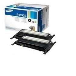 Comprar pack 2 cartuchos de toner CLT-P4092B de Samsung online.