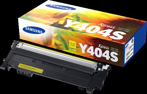 Comprar cartucho de toner CLT-Y404S de Samsung online.
