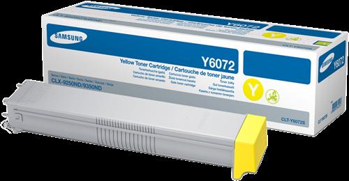 Comprar cartucho de toner ZCLT-Y6072S de Compatible online.