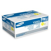 Comprar cartucho de toner CLT-Y5082L de Samsung online.