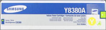 Comprar cartucho de toner CLX-Y8380A de Samsung online.