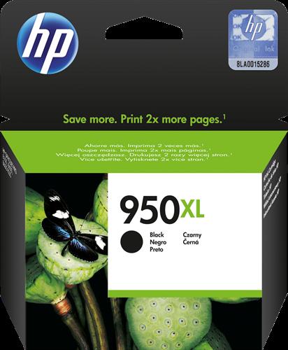 Cartucho de tinta CARTUCHO DE TINTA NEGRO ALTA CAPACIDAD HP Nº 950XL
