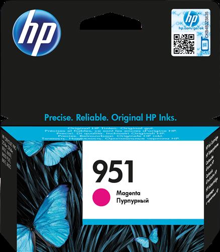 Cartucho de tinta CARTUCHO DE TINTA MAGENTA HP Nº 951