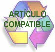 CARTUCHO DE TINTA COMPATIBLE CON C4906AE DE HP NEGRO Nº 940XL 2.200 PAGINAS 49ML