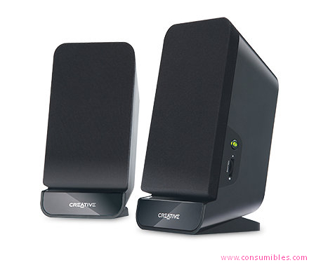 Creative Labs A60 2 0 Canales Al 225 Mbrico 4 W 90