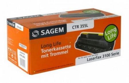 Comprar cartucho de toner CTR355L de Sagem online.