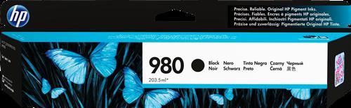 Cartucho de tinta CARTUCHO DE TINTA NEGRO 203.5 ML HP Nº 980