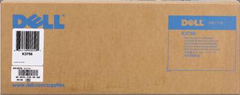 CARTUCHO DE TONER NEGRO RETORNABLE DELL K3756