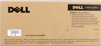 Comprar cartucho de toner 59310335 de Dell online.