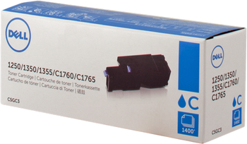 CARTUCHO DE TONER CIAN DELL C5GC3