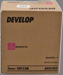 Comprar cartucho de toner A0X53D2 de Develop online.