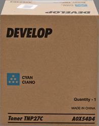 Comprar cartucho de toner A0X54D4 de Develop online.