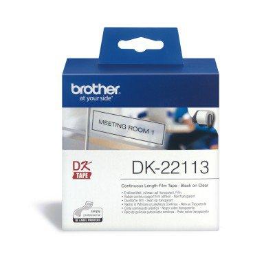 Comprar Etiquetas precortadas DK22113 de Brother online.