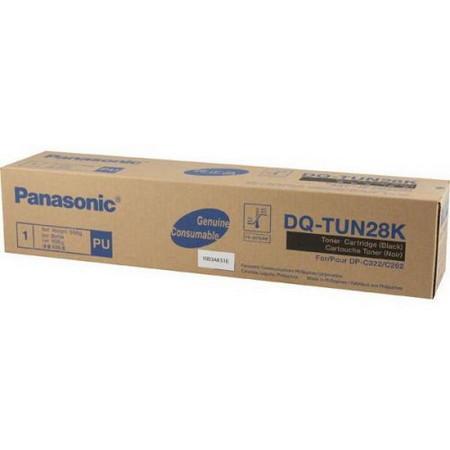 Comprar cartucho de toner DQ-TUN28K-PB de Panasonic online.