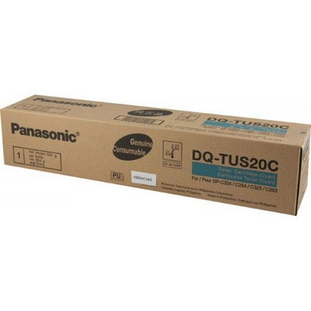 Comprar cartucho de toner DQTUS20CPB de Panasonic online.