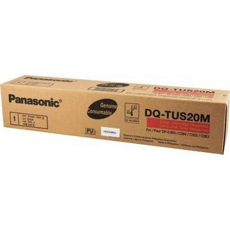 Comprar cartucho de toner DQTUS20MPB de Panasonic online.