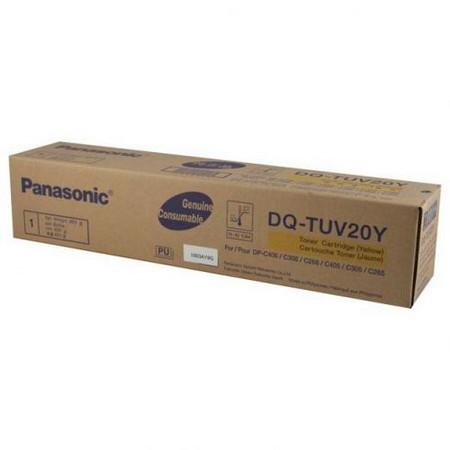 Comprar cartucho de toner DQTUV20YPB de Panasonic online.