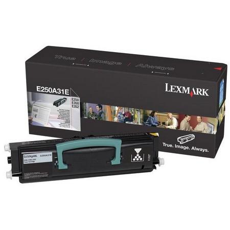 Comprar cartucho de toner E250A31E de Lexmark online.