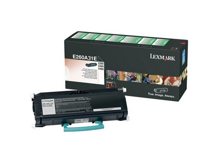 Comprar cartucho de toner E260A31E de Lexmark online.