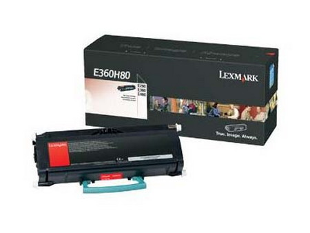 Comprar cartucho de toner E360H80G de Lexmark online.
