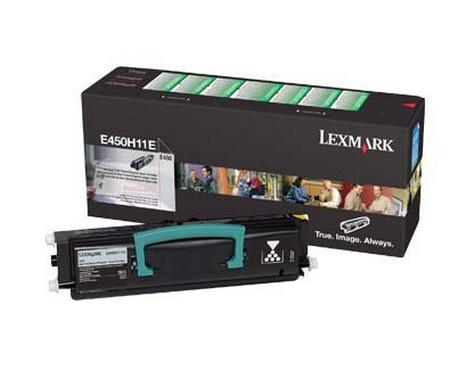 Comprar cartucho de toner E450H11E de Lexmark online.