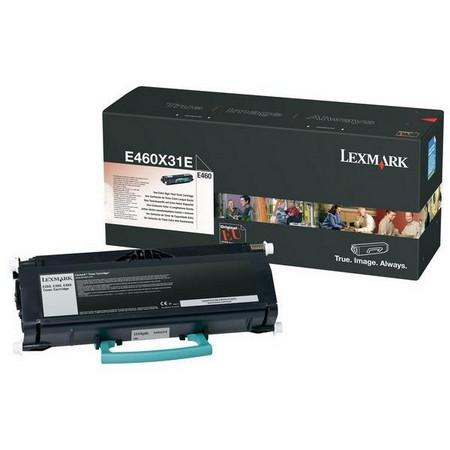 Comprar cartucho de toner 0E460X31E de Lexmark online.