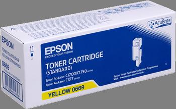 Comprar cartucho de toner C13S050669 de Epson online.
