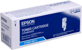 Comprar cartucho de toner C13S050671 de Epson online.