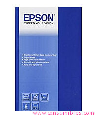 EPSON PAPEL PHOTO GLOSSY A3 20 HOJAS 200 GRS